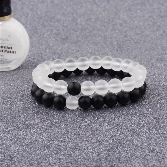 Jewelry - 🖤Couples bracelets🖤